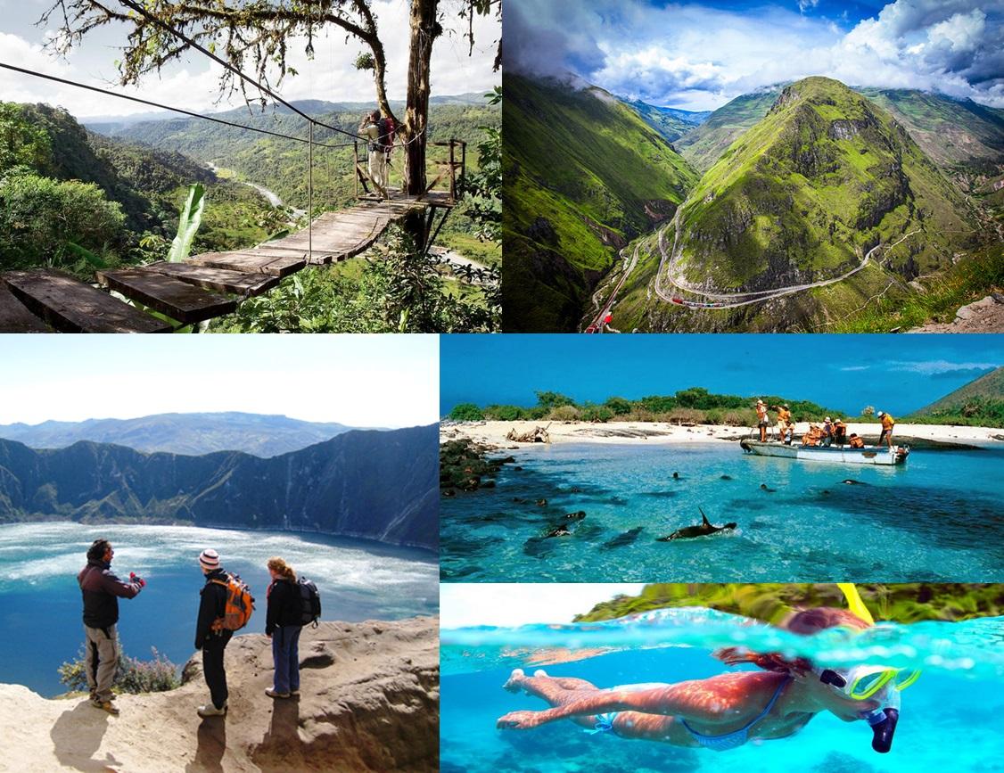 150 millones de dólares en inversión turística para Ecuador
