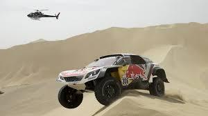 Ecuador busca ser incluido en la ruta del Rally Dakar