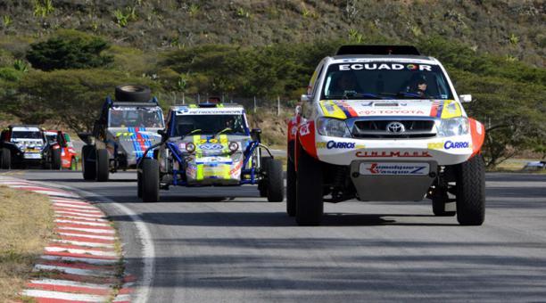 Ecuador se incluye en la ruta del Rally Dakar 2019. Argentina, Chile y Perú