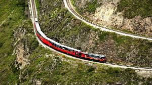 Tren crucero de Ecuador 2
