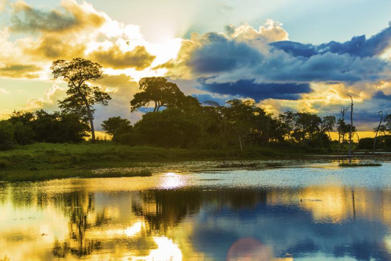 Reservas naturales y parques del Ecuador atraen a turistas nacionales y extranjeros