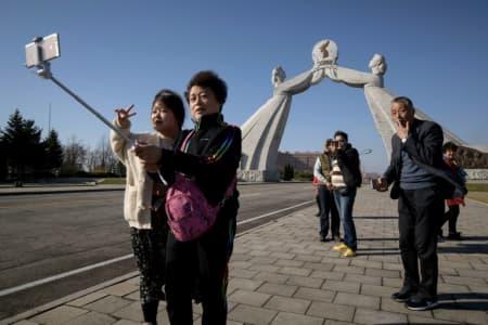 Baja la llegada de turistas chinos a Ecuador, el país busca atraer a más turistas de China