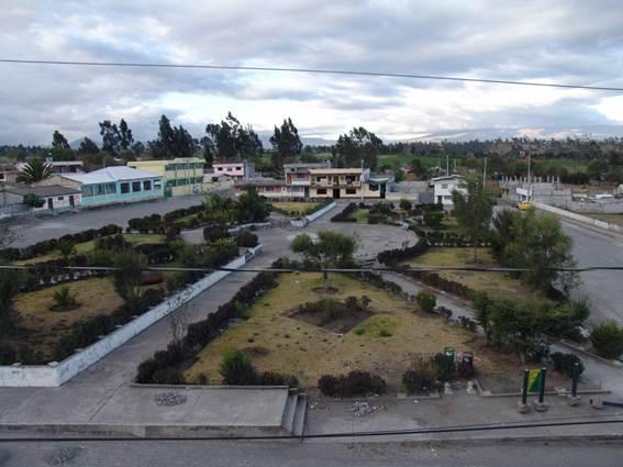 Canchagua Cotopaxi busca crecer en turismo. Ecuador