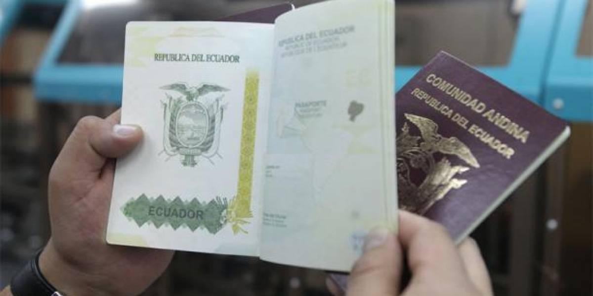 Países a los que los ecuatorianos pueden entrar sin visa