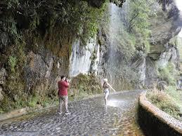Baños de Agua Santa sin turistas por el paro nacional en Ecuador