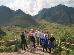 El Ecuador pierde más de 100 millones de dólares en sector turístico por el Paro Nacional