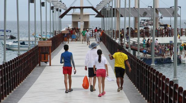 Turismo a provincias como Manabí y Esmeraldas será impulsado. Ecuador