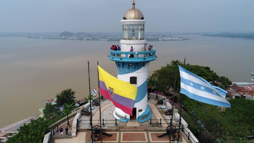 Viernes 11 de Octubre feriado nacional por las fiestas de Guayaquil. Ecuador