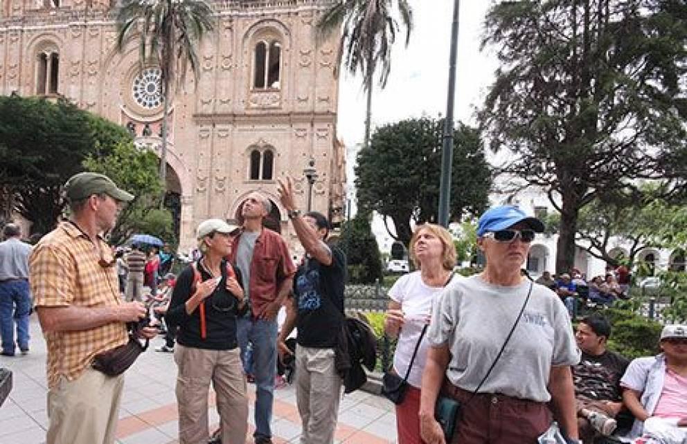Baja el movimiento turístico un 17,3% en Octubre 2019. Turismo Ecuador