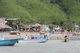 Las Peñas, Tonsupa y Same 3 playas de Esmeraldas que reciben más turistas. Ecuador