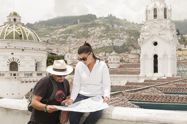 8 destinos internacionales dentro de la nueva campaña turística de Ecuador