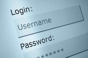 iniciar secion datos claves y usuarios
