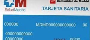 Como solicitar la tarjeta sanitaria en España