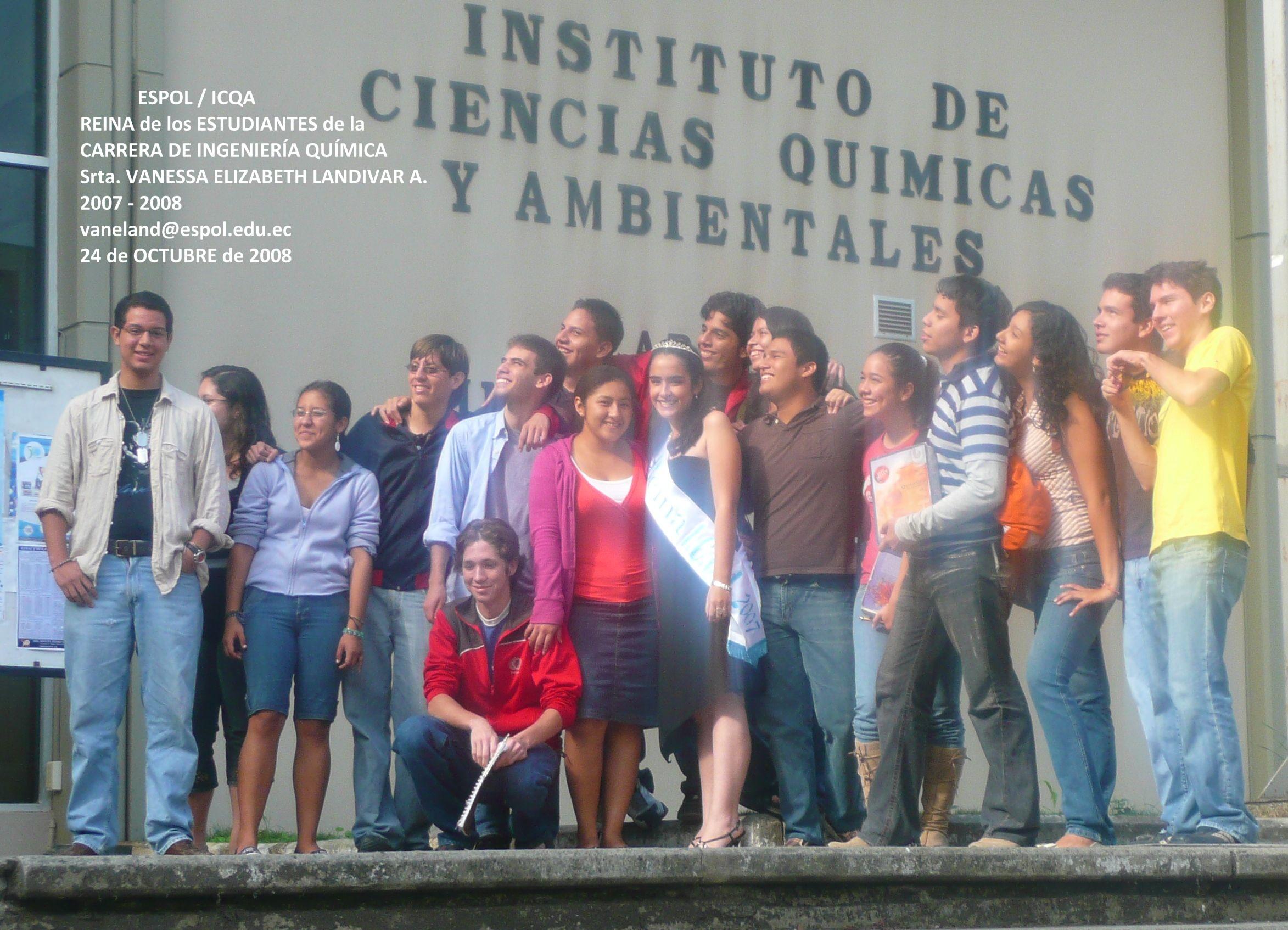 NUESTRA SOBERANA 2007 - 2008, ADMIRADORES Y SUBDITOS.