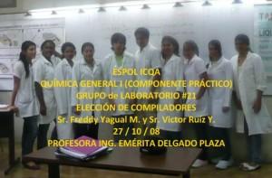 ELECCIÓN DE COMPILADORES GRUPO #21 QG I (CP)