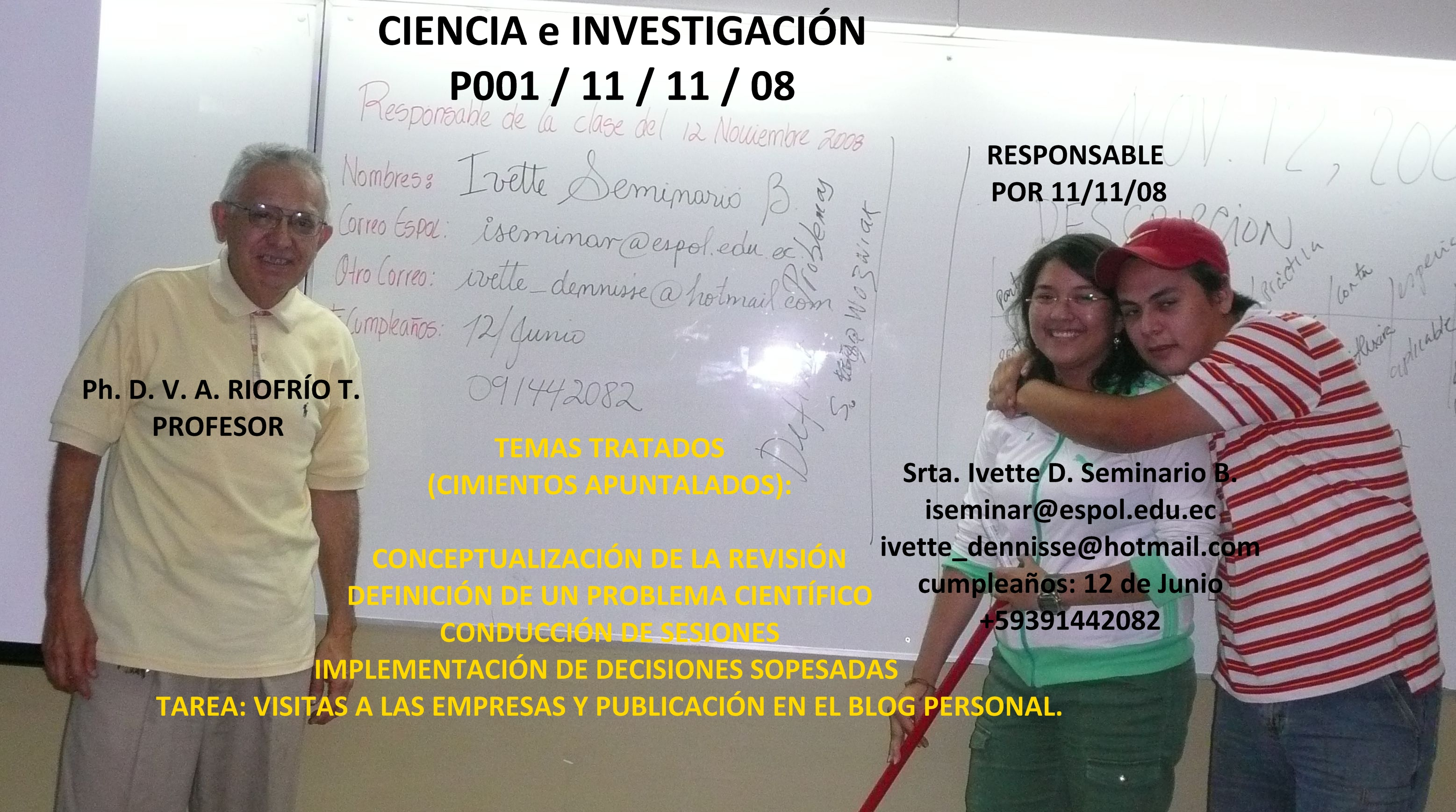 COMPAÑERA RESPONSABLE POR CLASE 12-11-08