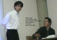 MAKUBEX ACTUANDO EN FERIA DE TALENTOS ICQA 15 08 08