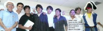 MAKUBEX y algunos de sus amigos 15 08 08