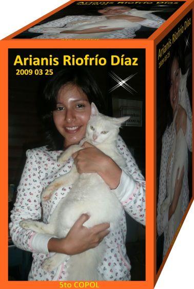 Arianis Riofrío Díaz