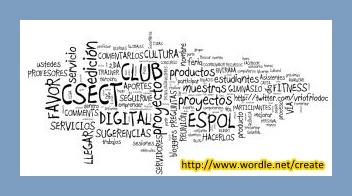elaborado con wordl net