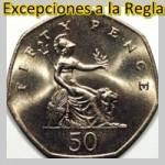 EXCEPCIONES A LA REGLA