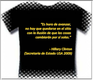 Hillary Clinton (Secretaria de Estado USA 2009)