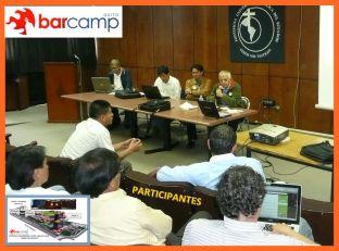 Participantes BarCampQuito 2009 03 21