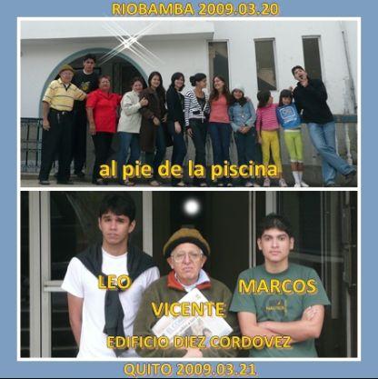 Riobamba y Quito en familias