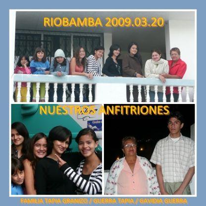 Riobamba en familia