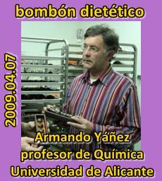 Profesor Armando Yanez Universidad de Alicante