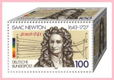 ISSAC NEWTON 1643 - 1727