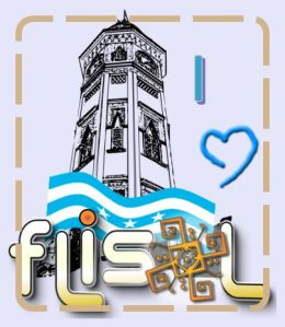 I LOVE FLISOL, ANYWHERE