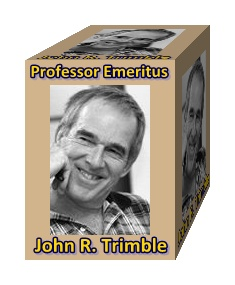 Professor Emeritus John R. Trimble UTA