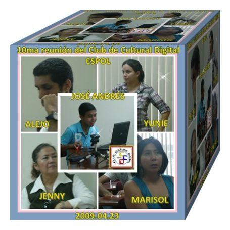 Momentos de reflexión personal durante la 10ma reunión CCD ESPOL