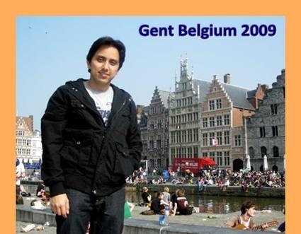 Gonzalo Raimundo Luzardo Morocho / Gent Belgium 2009