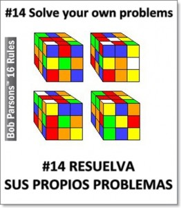RESUELVA SUS PROPIOS PROBLEMAS