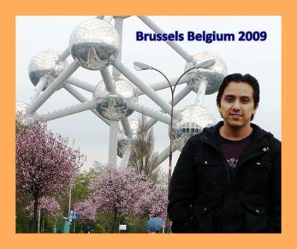 Gonzalo Raimundo Luzardo Morocho / Brussels Belgium 2009