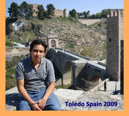 Gonzalo Raimundo Luzardo Morocho / Toledo Spain 2009