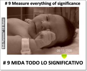 MIDA TODO LO SIGNIFICATIVO