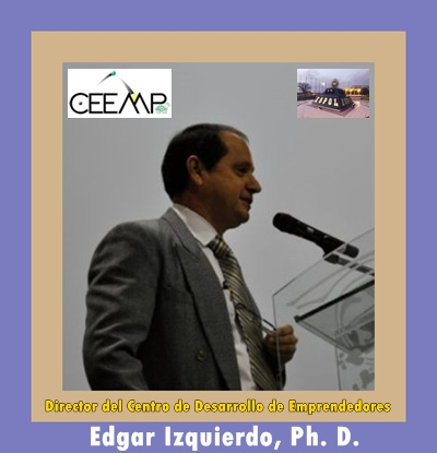 Palabras de bienvenida de Edgar Izquierdo, Ph. D.