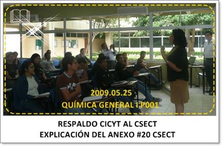 RESPALDO CICYT al CSET 2009.05.25