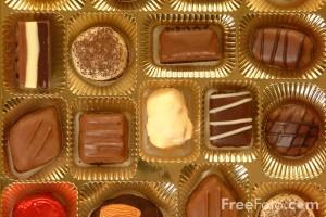Los chocolates favorecen el aprendizaje