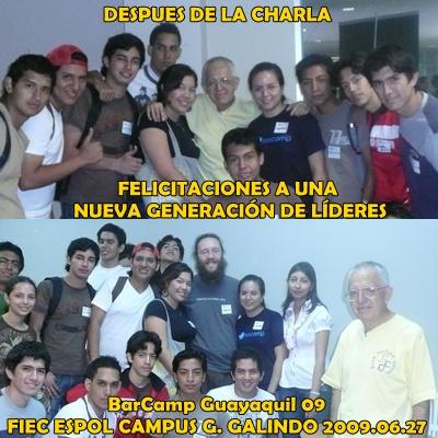 Momentos agradables entre generaciones