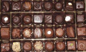 chocolates para aprender y para ablandar corazones