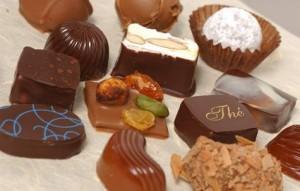 Para el corazón y el cerebro: Chocolates