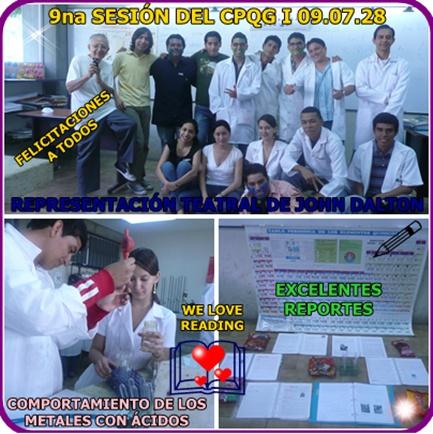 9NA SESION DEL CPQG I 09.07.28
