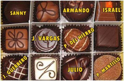 Los chocolates como catalizadores del aprendizaje