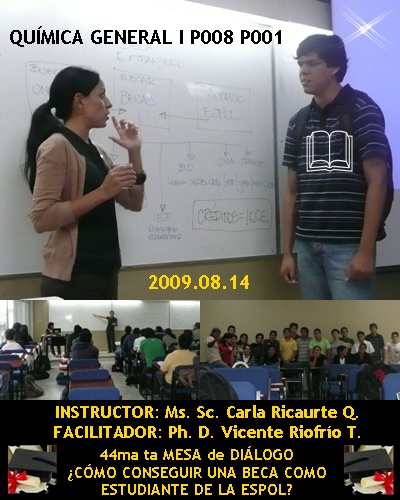 Consultas, Tutorias, Despedida: Muchas Gracias Carlita