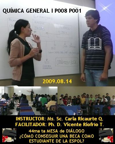 Consultas, Tutorias, Despedida: Muchas Gracias Carlita
