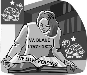 At ESPOL we love reading William Blake